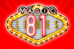 logo magic 81 novomatic gokkast spelen