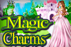 logo magic charms microgaming gokkast spelen