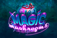 logo magic mushrooms yggdrasil gokkast spelen