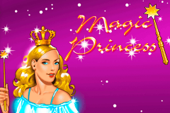 logo magic princess novomatic gokkast spelen
