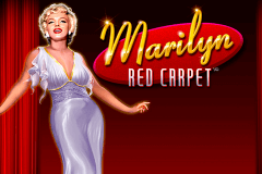 logo marilyn red carpet novomatic gokkast spelen