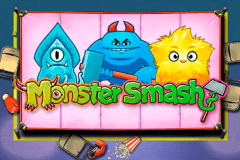 logo monster smash playn go gokkast spelen