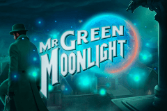 logo mr green moonlight netent gokkast spelen
