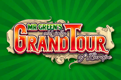 logo mr greens old jolly grand tour of europe netent gokkast spelen