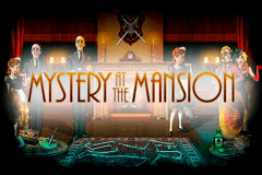 logo mystery at the mansion netent gokkast spelen