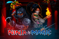 logo ninja magic microgaming gokkast spelen