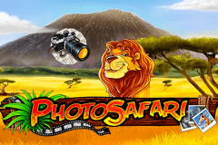 logo photo safari playn go gokkast spelen