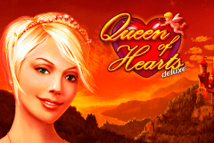 logo queen of hearts deluxe novomatic gokkast spelen