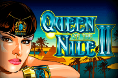 logo queen of the nile ii aristocrat gokkast spelen