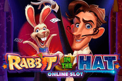 logo rabbit in the hat microgaming gokkast spelen