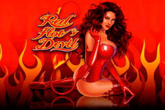 logo red hot devil microgaming gokkast spelen