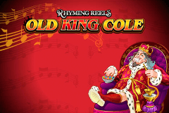 logo rhyming reels old king cole microgaming gokkast spelen