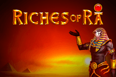 logo riches of ra playn go gokkast spelen