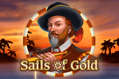 logo sails of gold playn go gokkast spelen
