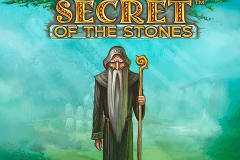 logo secret of the stones netent gokkast spelen