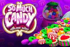 logo so much candy microgaming gokkast spelen
