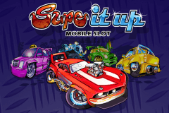 logo supe it up microgaming gokkast spelen