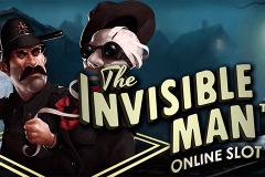 logo the invisible man netent gokkast spelen