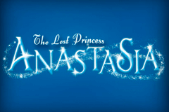 logo the lost princess anastasia microgaming gokkast spelen