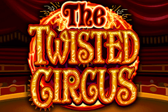 logo the twisted circus microgaming gokkast spelen