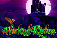logo the wizard of oz wicked riches wms gokkast spelen