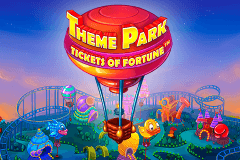 logo theme park tickets of fortune netent gokkast spelen