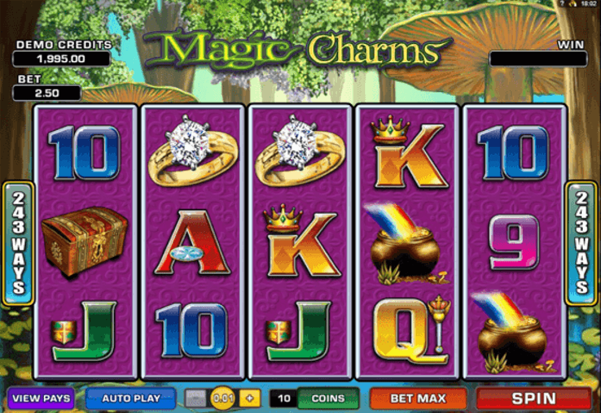 magic charms microgaming casino gokkasten