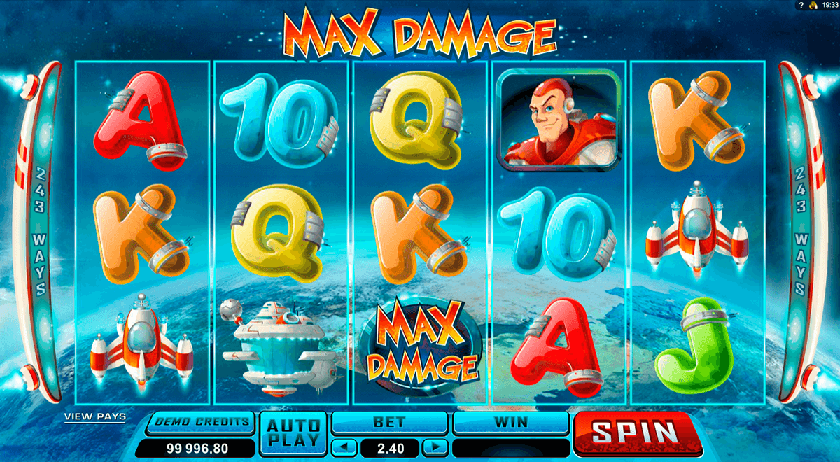 max damage microgaming casino gokkasten