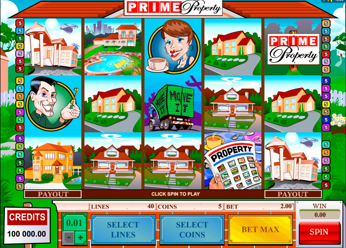 prime property microgaming casino gokkasten