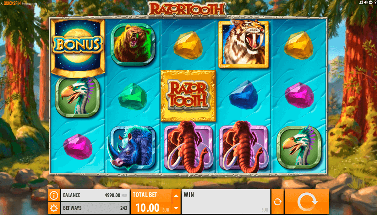 razortooth quickspin casino gokkasten