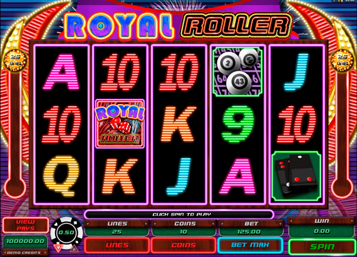 royal roller microgaming casino gokkasten