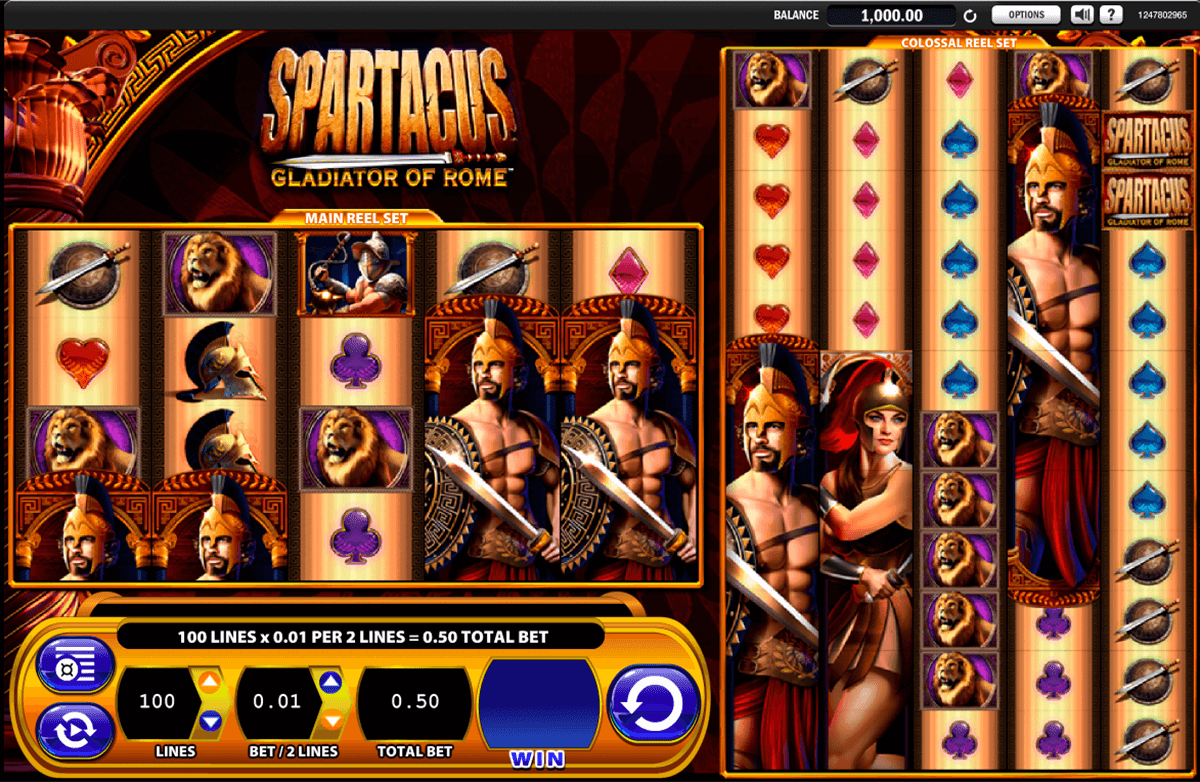 Coin operated slots in vegas