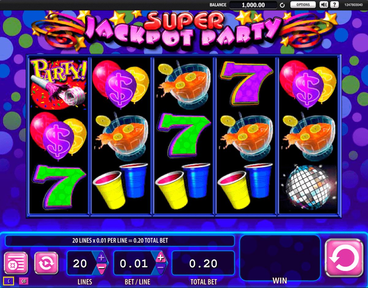 super jackpot party wms casino gokkasten
