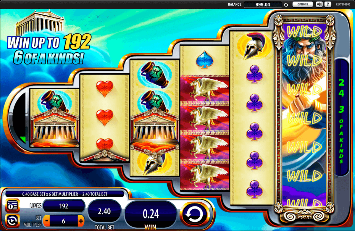 Spiele Tivoli - Video Slots Online