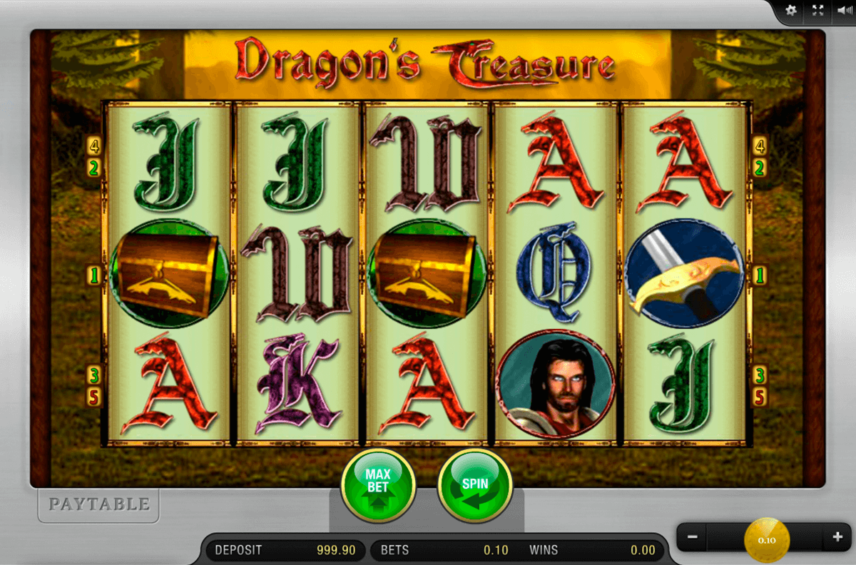 dragons treasure merkur casino gokkasten