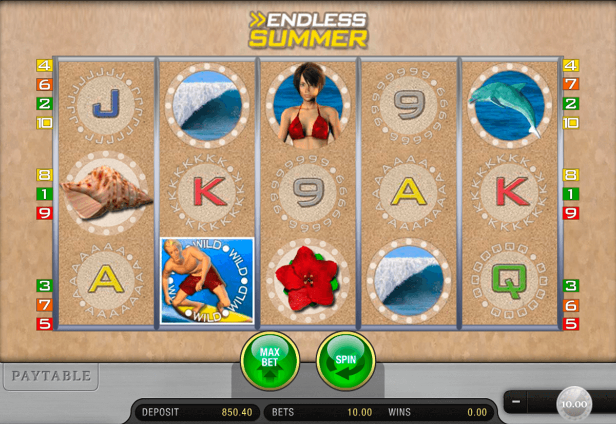 endless summer merkur casino gokkasten