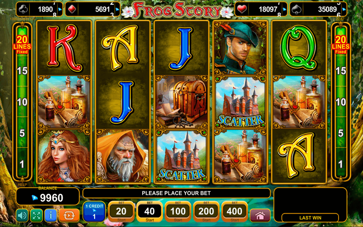 Spiele Story Of SPA - Video Slots Online