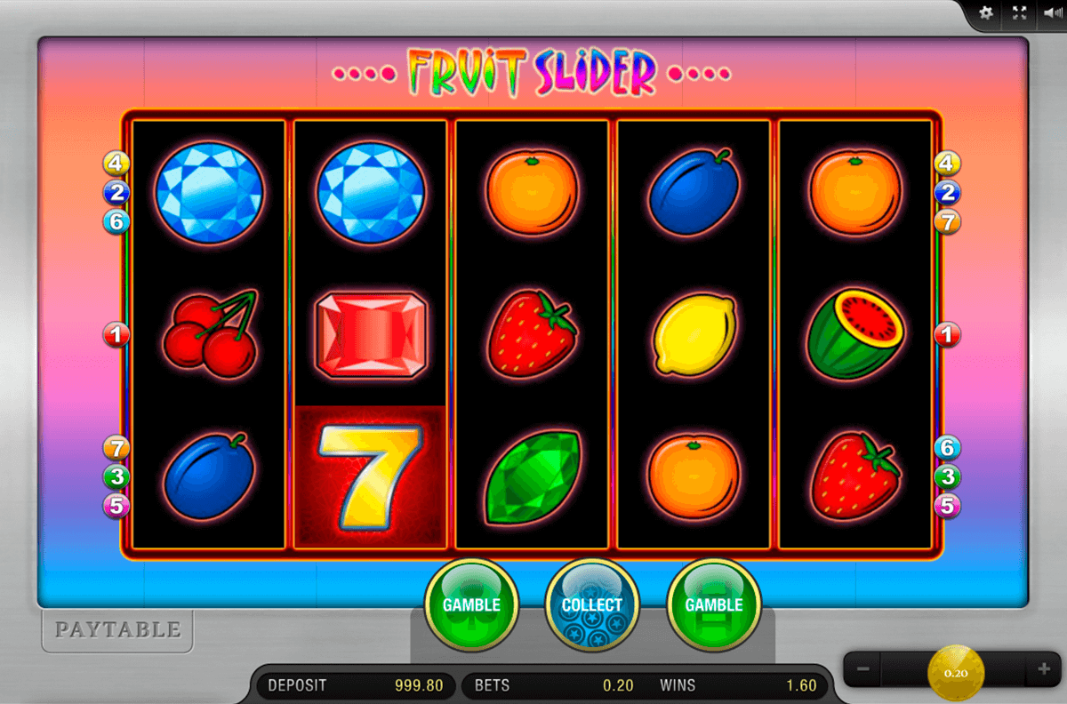 fruit slider merkur casino gokkasten