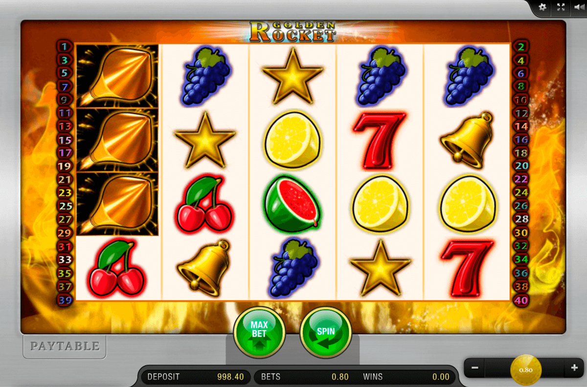 golden rocket merkur casino gokkasten