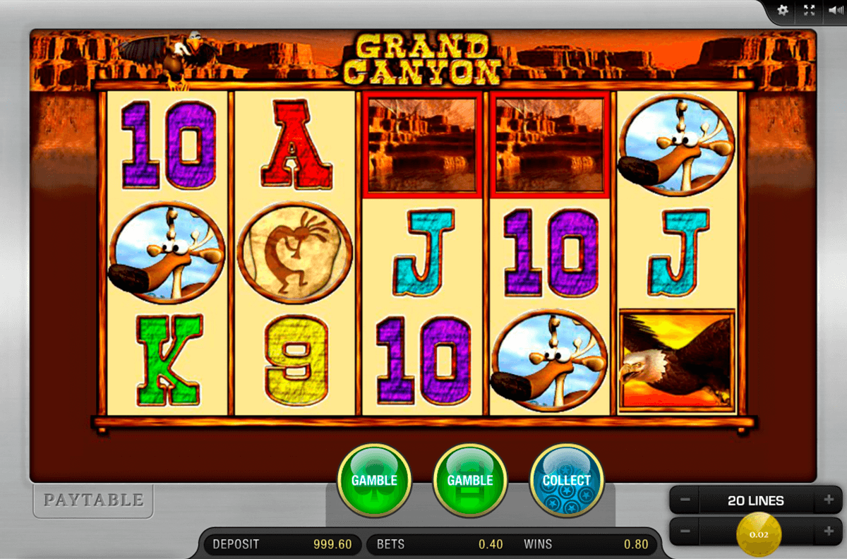 Spiele Grand Canyon - Video Slots Online