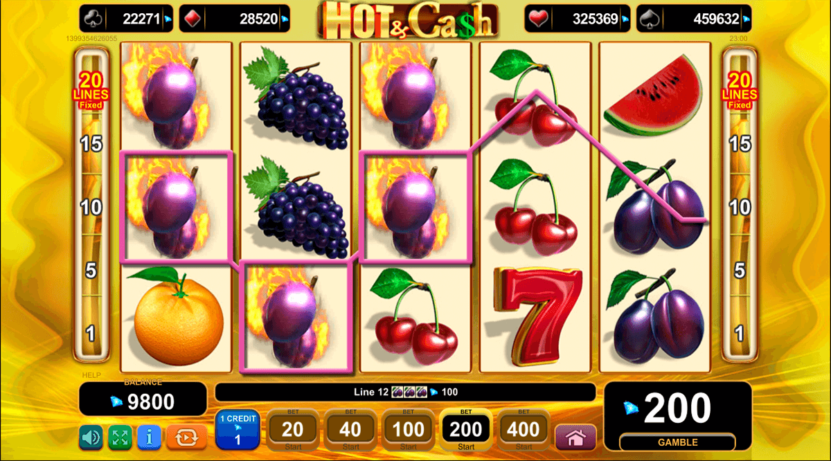 hot cash egt casino gokkasten