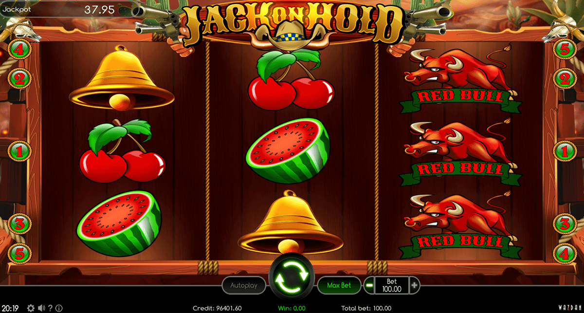 jack on hold wazdan casino gokkasten
