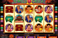 jewels of the orient microgaming casino gokkasten