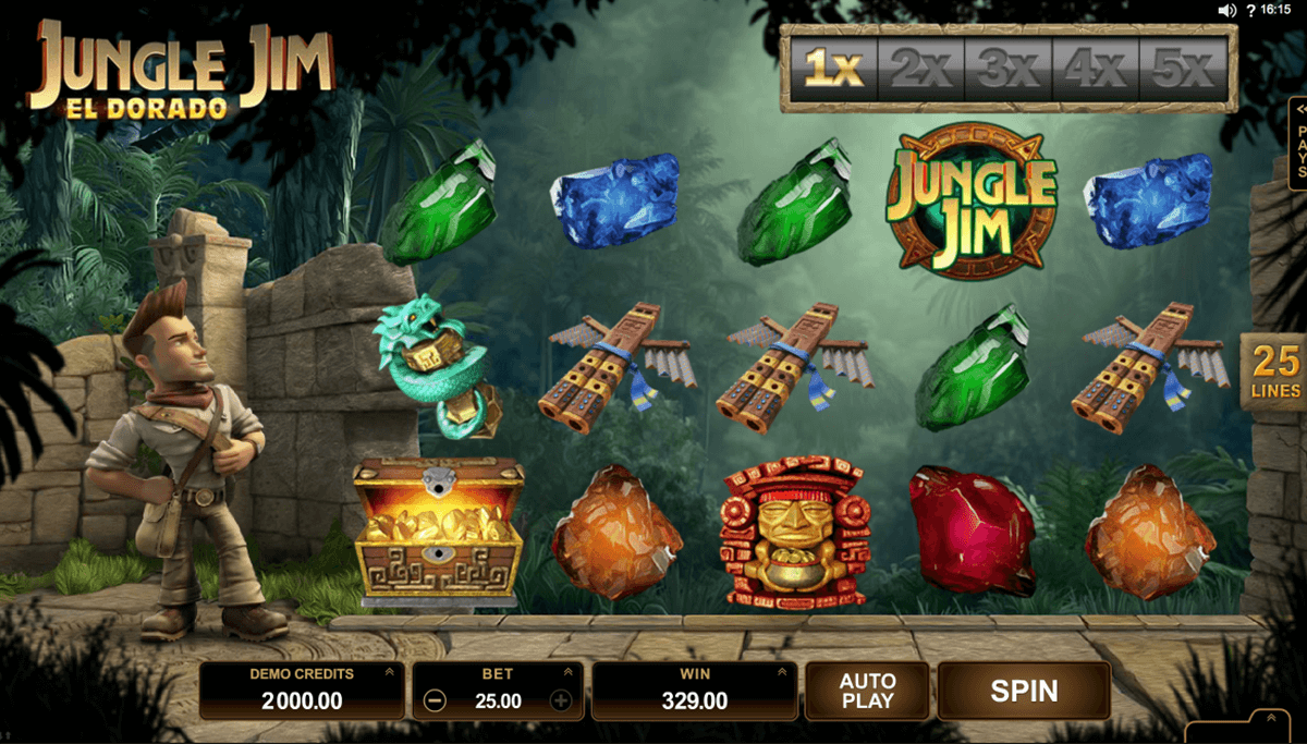jungle jim el dorado microgaming casino gokkasten