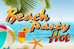 logo beach party hot wazdan gokkast spelen