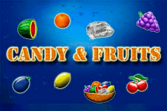 logo candy and fruits merkur gokkast spelen