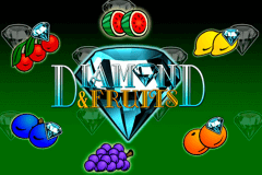 logo diamond and fruits merkur gokkast spelen