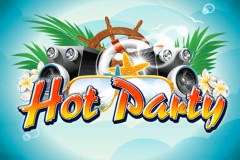 logo hot party wazdan gokkast spelen