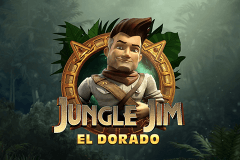 logo jungle jim el dorado microgaming gokkast spelen