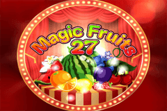 logo magic fruits 27 wazdan gokkast spelen